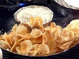 Cape Cod Russet Potato Chips - gruyere russet chips recipe guy fieri food network