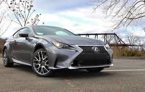 lexus f sport coupe price less is more 2015 lexus rc350 f sport u2013 limited slip blog