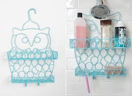 Bathroom Caddies Shower 6 Untraditional Shower Caddies Playful Designs For Unique Decors