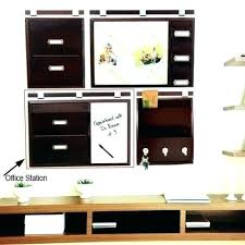 Office Wall Organizer Ideas Wall Organizer For Office Magnetic Modular System Components Ikea