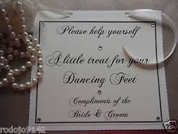 sign a wedding card wedding card sign for shoes flip flop basket with ribbon
