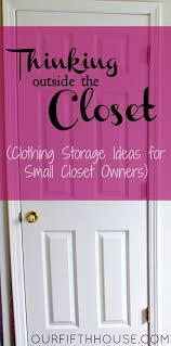 Bedroom Closet Storage Ideas Small Bedroom Closet Organization Ideas Organizing