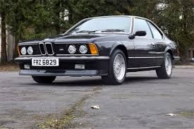 bmw m635csi for sale uk bmw m635 csi goes for record 100 100 at auction honest