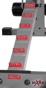 amazon com xmark fid ab versa weight bench xm 7629 sports