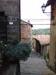 under the tuscan sky old villages and unexpected canyons