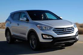 hyundai santa fe price 2017 hyundai santa fe sport pricing for sale edmunds