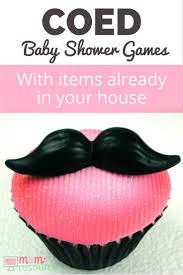 co ed baby showers coed baby shower baby shower for men
