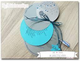 faire part mariage theme mer faire part rond thème bulle et mer gris et bleu turquoise jolies