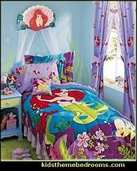 Under The Sea Decoration Ideas Decorating Theme Bedrooms Maries Manor Little Mermaid Ariel