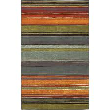 Mohawk Runner Rug Mohawk Home Rainbow Stripe Washable Runner Rug
