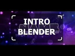 best templates for blender top 5 new best blender intro templates youtube