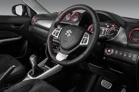 revitalised suzuki vitara gets a turbo boost road tests driven