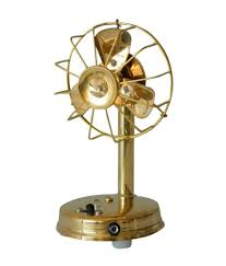 design hut home decor decorative brass antique fan miniutre gift