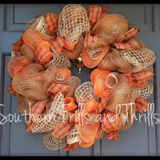 Thanksgiving Deco Mesh Wreaths Shop Deco Mesh Wreaths For Fall On Wanelo