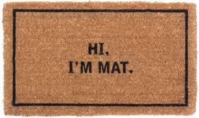 doormat funny funny doormats coco mats n more