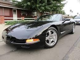 1998 corvette convertible for sale 1998 chevrolet corvette for sale carsforsale com