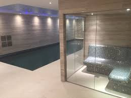 london basement swimming pool and steam room