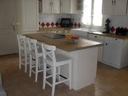 chaise ilot cuisine chaise haute pour ilot central mobilier maison chaise de cuisine