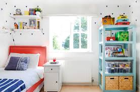 The Difference The Right Window Treatments Can Make  A Boys Room - Boys bedroom blinds