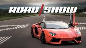 Lamborghini Aventador On Road - flat out in the aventador roadster