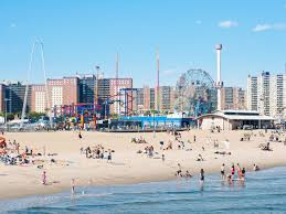 New York Map Of Attractions by New York U0027s Best Beaches To Visit This Summer