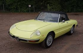 alfa romeo spider 2017 alfa romeo spider 1972 south western vehicle auctions ltd