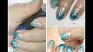 beach theme nail art tutorial easy diy beginners nailart youtube