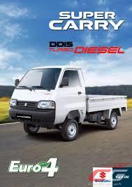 suzuki pickup philippines spec suzuki super carry brochure scan indian autos blog