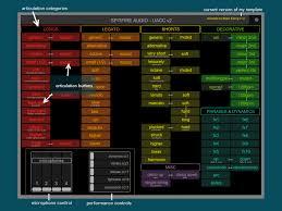 spitfire audio touchosc uacc v2 template u2014 blake ewing