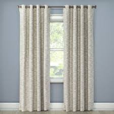 Heavy Curtains Block Light White Curtains Target