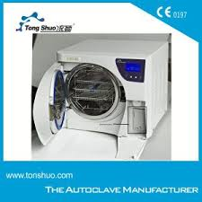 electric table top steam table china class b table top steam automatic sterilizer 17l china