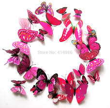 Diy Butterfly Decorations by Sticker Led Picture More Detailed Picture About Free Shipping
