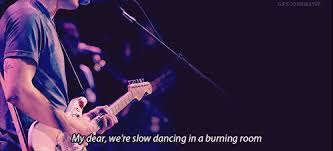 where the light is john where the light is slow dancing in a burning room mayer