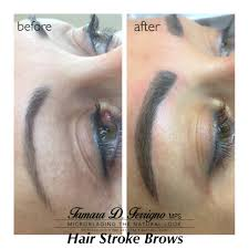 Permanent Makeup Eyebrows Hair Stroke Softap Permenant Makeup And Microblading During Pregnancy And