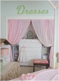Curtain As Closet Door There Are So Many Ways To Make Over Closet Doors You Can Opt To