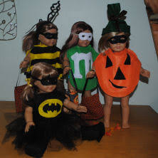 18 Doll Halloween Costumes Design Halloween Costumes American Dolls