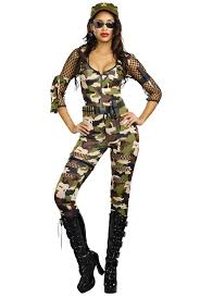 camouflage jumpsuit womens dreamgirl 10243 womens army jumpsuit costume upscalestripper com