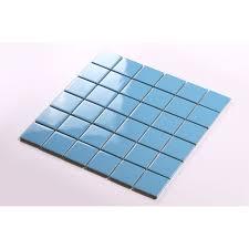 Porcelain Mosaic Tile Sheets Kitchen Backsplash Tiles DTC - Tile sheets for kitchen backsplash