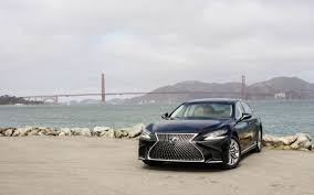 lexus is two door 2018 lexus ls 500 release date price and specs roadshow
