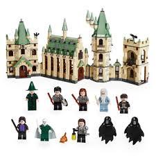 Lego Harry Potter Bathroom Lego Harry Potter Hogwarts Castle Regali Trooooppo Geek