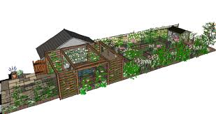 Cottage Garden Design Ideas by London Garden Design Walthamstow A Cottage Garden Earth