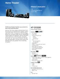 samsung home theater blu ray 3d 5 1 download free pdf for samsung ht e5500w home theater manual