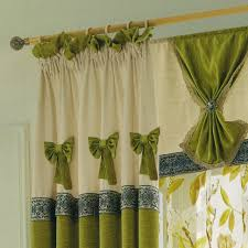 Curtain Drapes Unique Curtains Green Curtain Background Wallpaper Green