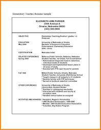 resume sle format pdf pre kindergarten resume sle assistant sles exles