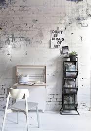 papier peint bureau sublimez vos intérieurs en mettant un papier peint blanc archzine fr