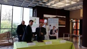 chambre agriculture alsace signature d une convention avec la chambre d agriculture de région