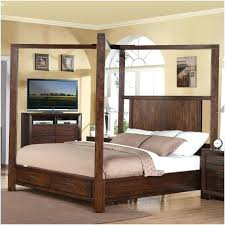 Bed Frame With Tv In Footboard Bed Footboard Tv Stand Boddie Me