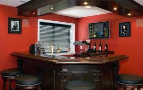 Home Building Trends Bar Spice Up Your Basement Bar Wonderful Building A Basement Bar