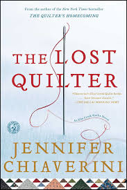the lost quilter book by jennifer chiaverini official