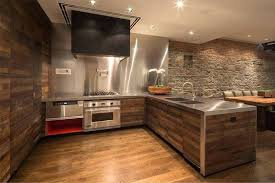 Kitchen Paneling Ideas Wall Paneling Ideas Pallet Kitchen Counter Sides And Wall Paneling